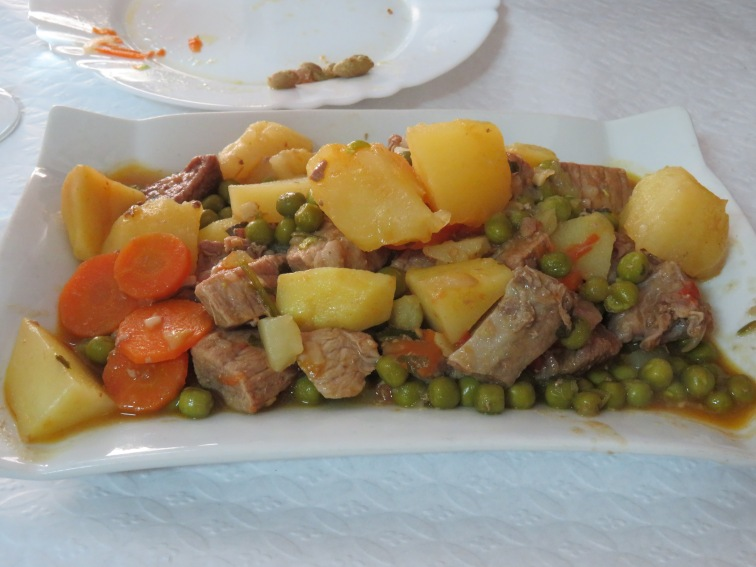 A tender and flavourful beef stew for Marc