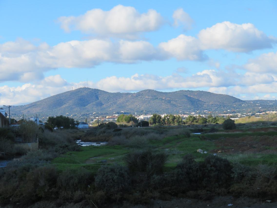 Montagnes de Fuzeta ... Cerro São Miguel