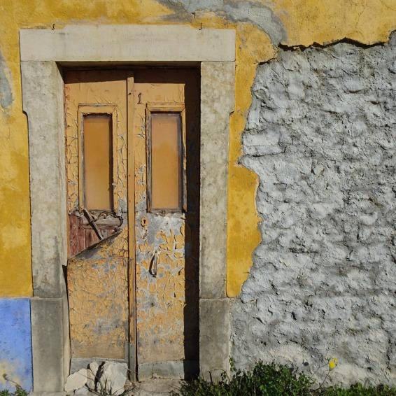 Marc captured this lovely old door.