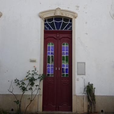 Another lovely door.