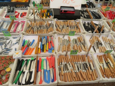 """Another table of """"things