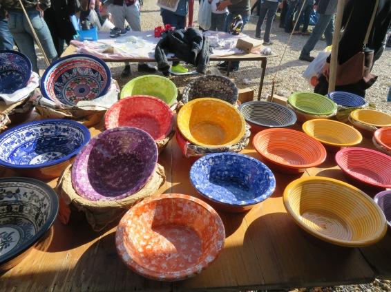 Lovely ceramic bowls.