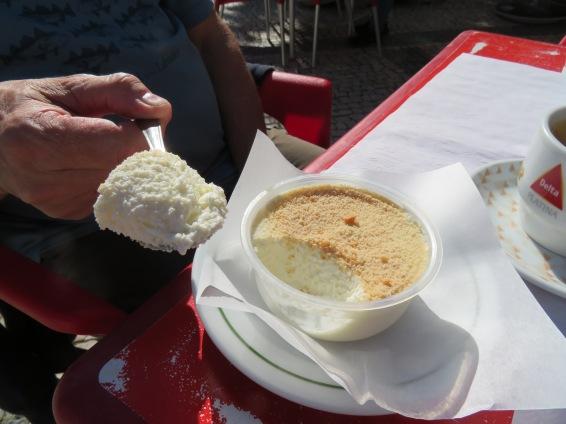 Marc's baked cream