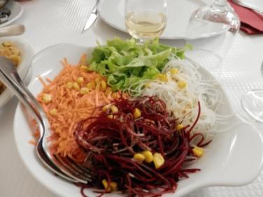 Salad condiments