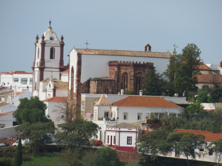 The cathedral of Silves