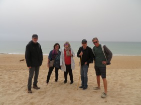 Harald, Danielle, Bela, Benoit and yours truly.