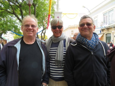 Gary, Randy and Marc