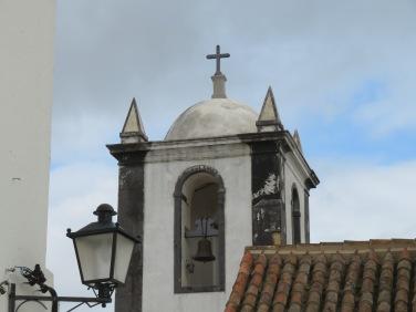 Church steeple in Cacela Velha