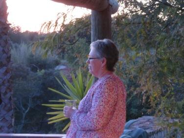 A pensive Patty Anne. I love this shot.