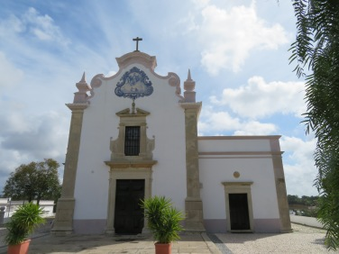 The church of São Lourenço. Can't wait to see the interior which is all tiled.
