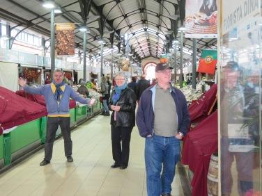 The Loule market and my foolish husband