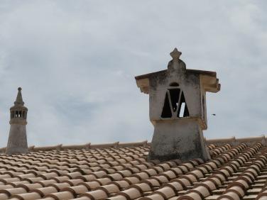 Love this chimney.