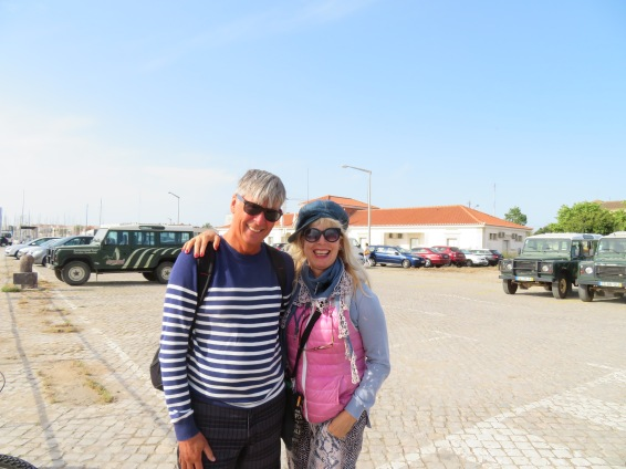 Myself and Ester.....our wonderful guide from last year who remembered us and shared another wonderful day with us.