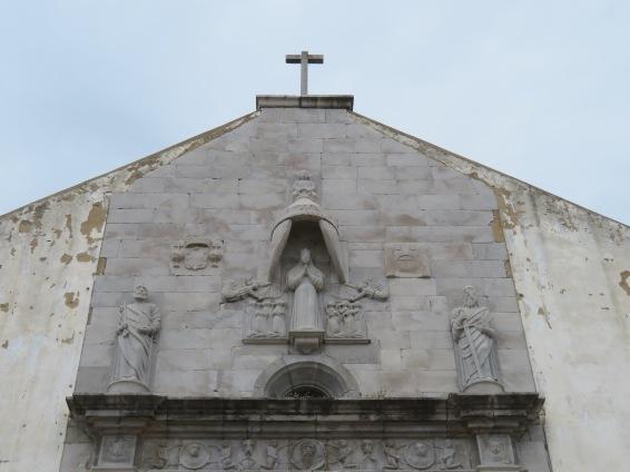 Igrega da misericordia in Tavira.