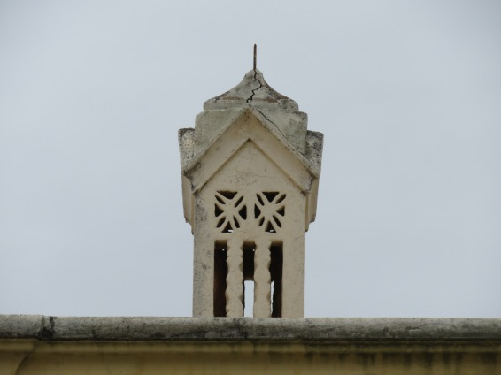 Another wonderful chimney.