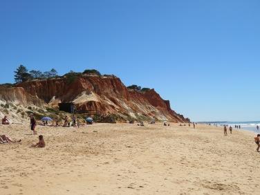 A beach shot