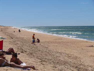 Look at those waves?