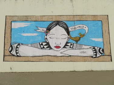 Wall art.