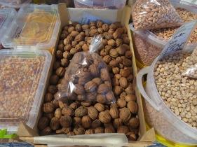 Fresh walnuts........yummy.