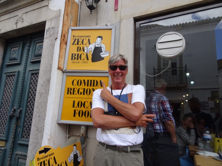 Zeca da Bica.....we love it and always have wonderful meals here.